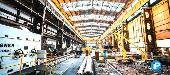 En qué consiste la Limpieza Industrial portada