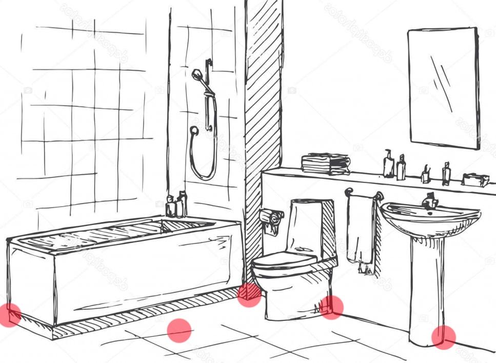 cucarachas cuarto de baño