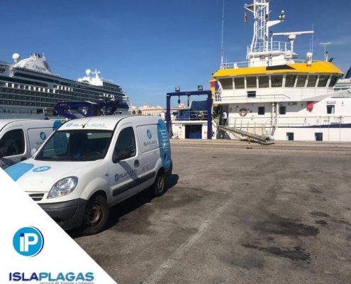 limpieza de barcos ISLAPLAGAS 01