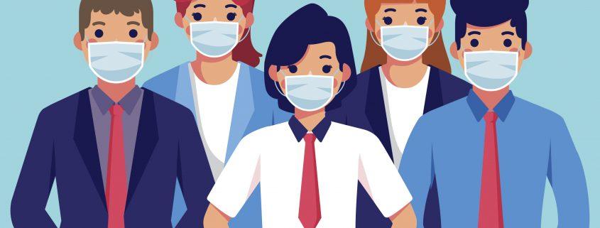 vuelta al trabajo: recomendaciones para evitar contagio covid19